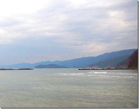 日本海小メバル入れ食い