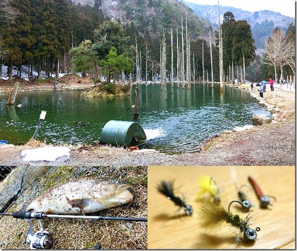 朽木管理釣り場攻略