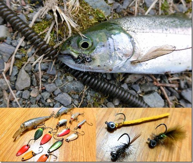 管理釣り場でスプーンやミノーで釣れない理由