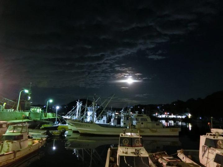 坊勢島でのルアーでのタチウオ釣り開始