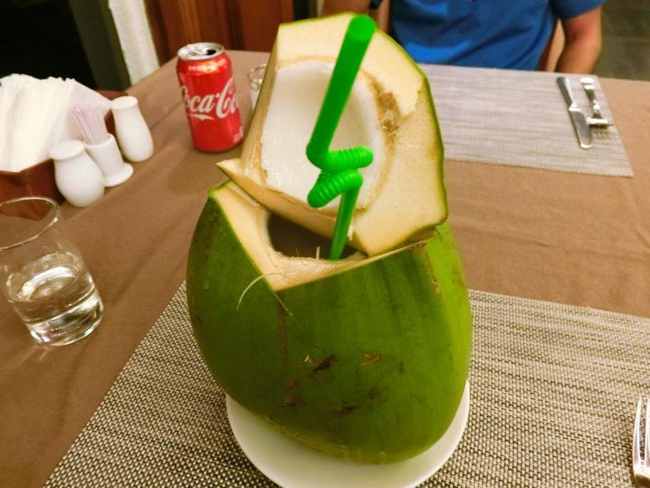 でっかい椰子
