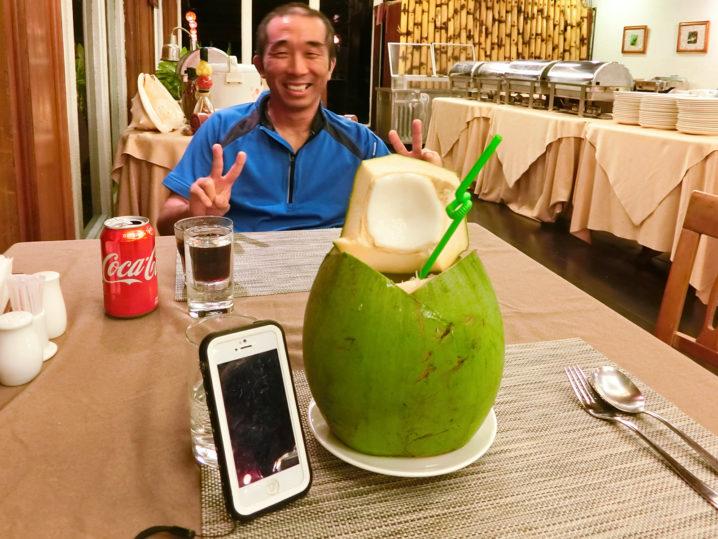 やっぱりパラオの椰子でっかい2