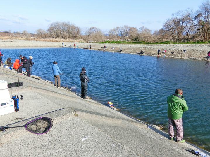 北方川釣り体験場はどんな管理釣り場なのか