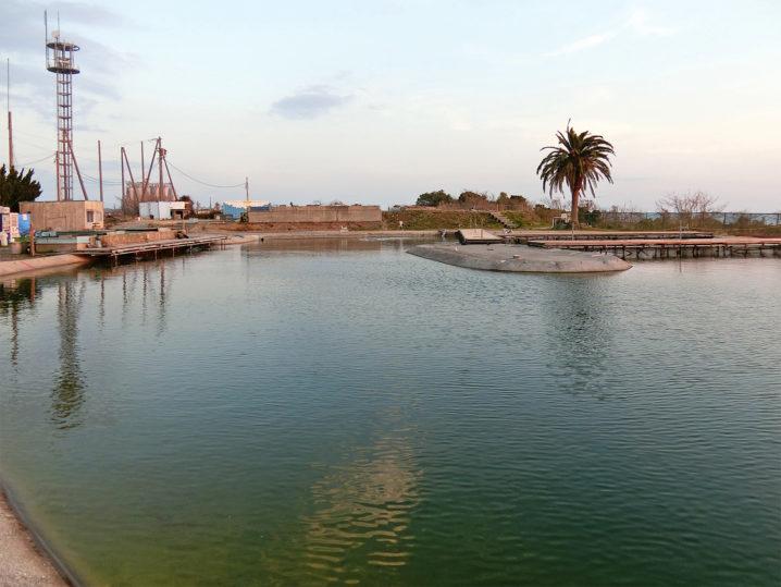 爆釣美浜フィッシングパークはルアーで40UPのクロソイがたくさん釣れる所