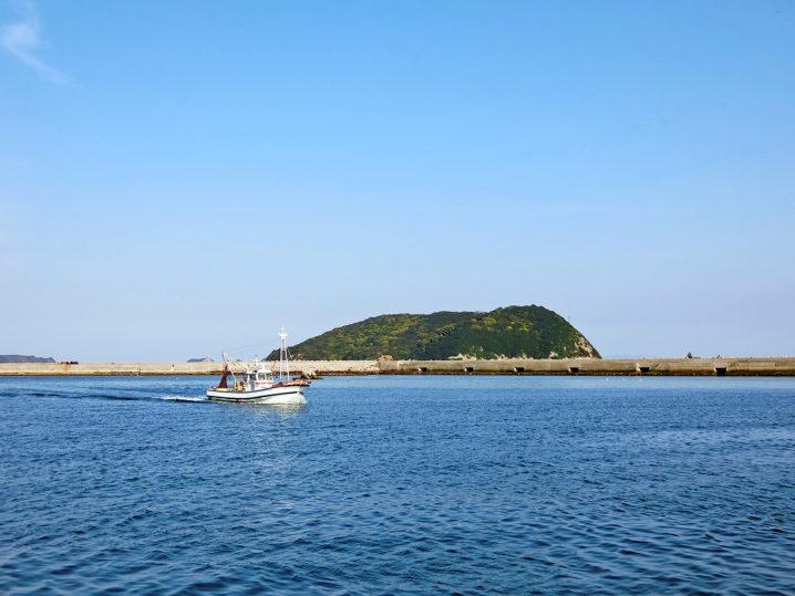 坊勢島の各ポイントを明るい間にチェック2