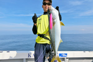 2019年10月上旬福井でトップヒラマサキャスティング|釣果・当日の釣り方・ヒットルアーを紹介