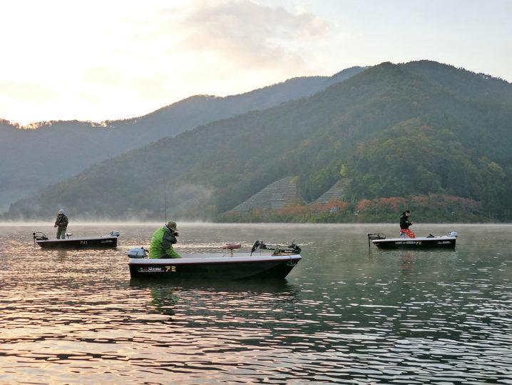 奥琵琶湖(奥出湾・大浦湾)でのバス釣り大会ルール