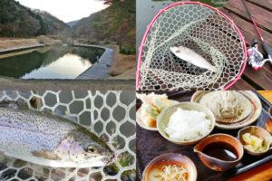 1月京都の管理釣り場なごみの湖でトラウト爆釣!低水温での2つのヒットパターンとルアーを紹介