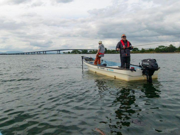 6月中旬琵琶湖南湖・北湖でバス釣り大会のルール