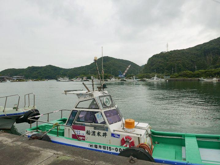 福井県沖防波堤でのライトルアー五目釣り終了