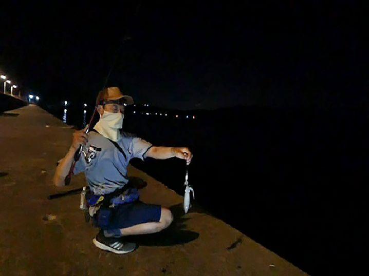 ケンサキエギングってどんな釣り?