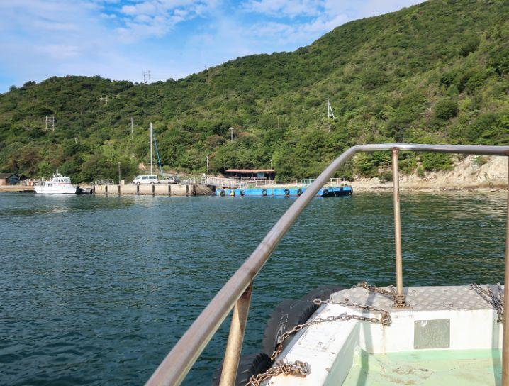 家島諸島にある【西島】ってどんな釣り場?