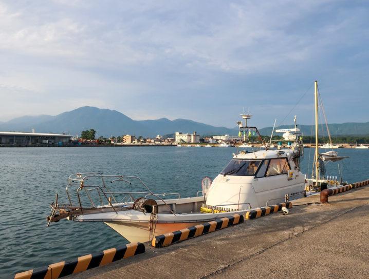 福井県敦賀の乗合船【シーモンキー】に乗ってオフショアジギングしてきました