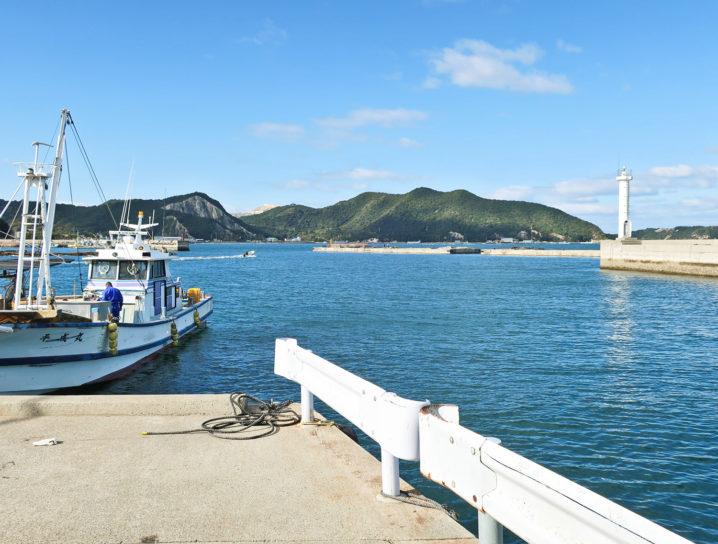 坊勢島の各ポイントをチェック