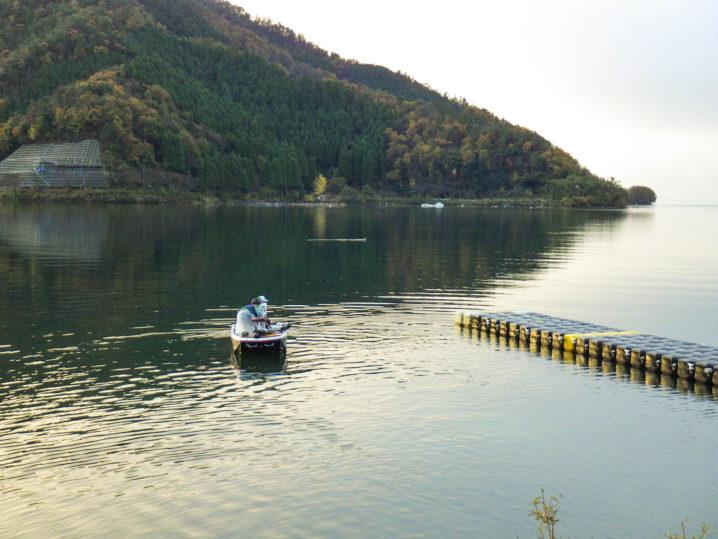 11月下旬奥琵琶湖(大浦湾・奥出湾)バス釣り大会ルール