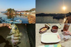 3月下旬坊勢島メバリング|低活性時に釣れるワームとヒットパターンを紹介