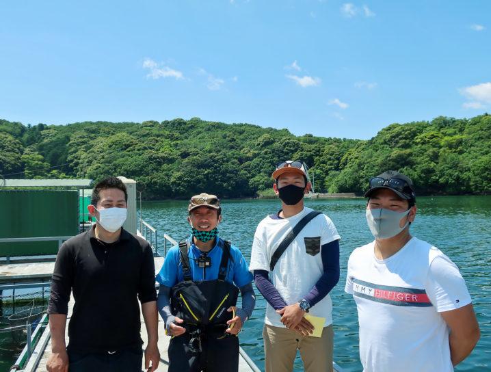 海上釣り堀【辨屋】に行ってみよう!2
